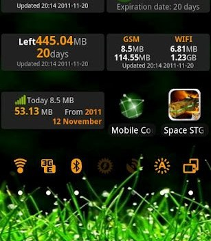 Mobile Counter - 3G, WiFi Ekran Görüntüleri - 1