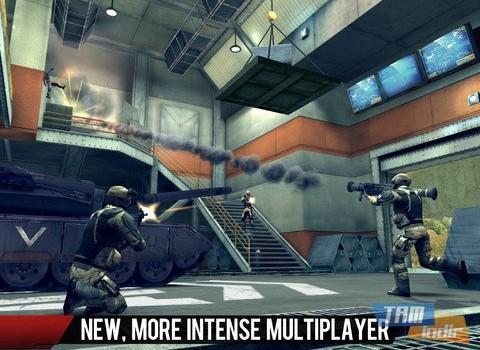 Modern Combat 4: Zero Hour Ekran Görüntüleri - 3