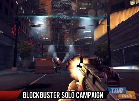 Modern Combat 4: Zero Hour Ekran Görüntüleri - 2