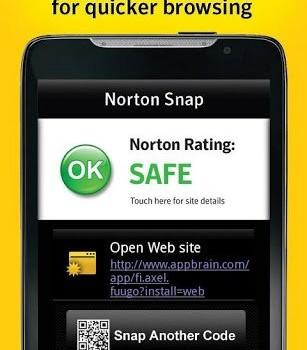 Norton Snap Ekran Görüntüleri - 1