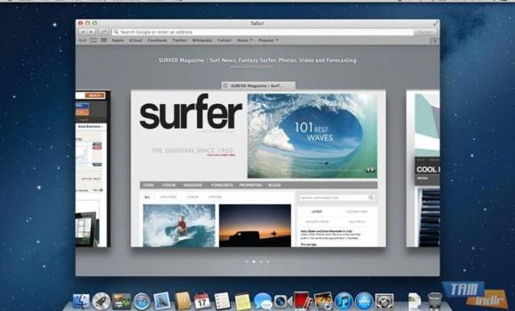 OS X Mountain Lion Ekran Görüntüleri - 4