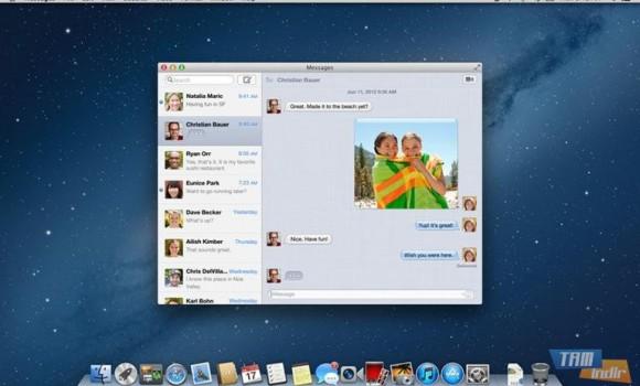 OS X Mountain Lion Ekran Görüntüleri - 3