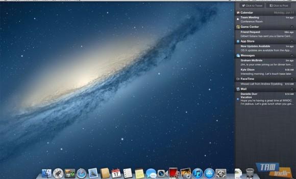 OS X Mountain Lion Ekran Görüntüleri - 5