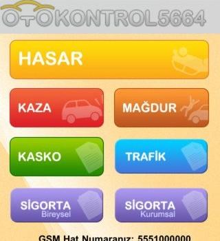 OtoKontrol 5664 Ekran Görüntüleri - 2