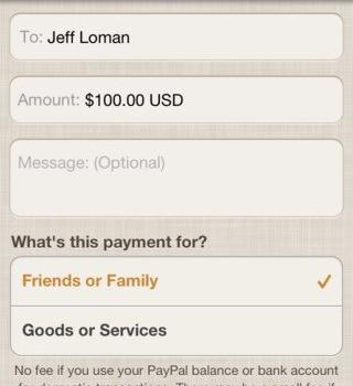 PayPal Ekran Görüntüleri - 2