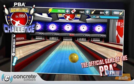 PBA Bowling Challenge Ekran Görüntüleri - 1
