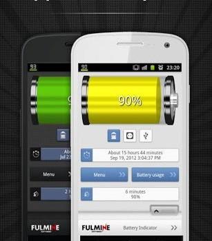 Pil Göstergesi Ekran Görüntüleri - 3