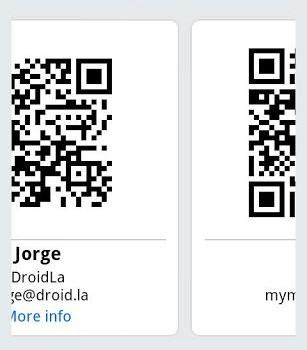 QR Droid Ekran Görüntüleri - 4