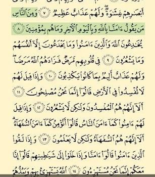 Quran Android Ekran Görüntüleri - 2