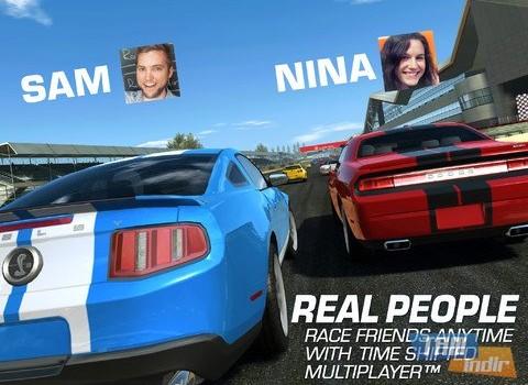 Real Racing 3 Ekran Görüntüleri - 1