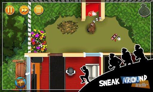 Robbery Bob Free Ekran Görüntüleri - 4