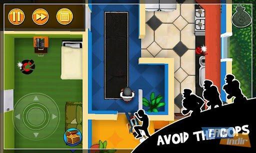 Robbery Bob Free Ekran Görüntüleri - 3