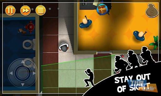 Robbery Bob Free Ekran Görüntüleri - 2
