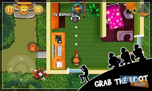 Robbery Bob Free Ekran Görüntüleri - 1
