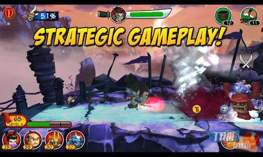 Samurai vs Zombies Defence 2 Ekran Görüntüleri - 4