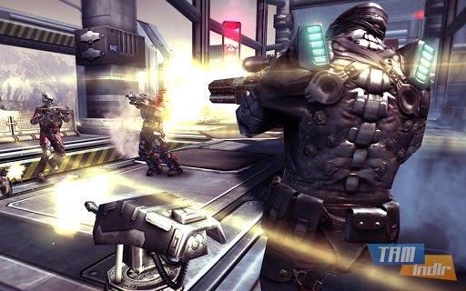 SHADOWGUN: DeadZone Ekran Görüntüleri - 2