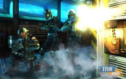 SHADOWGUN: DeadZone Ekran Görüntüleri - 1