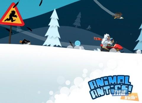 Ski Safari Ekran Görüntüleri - 1