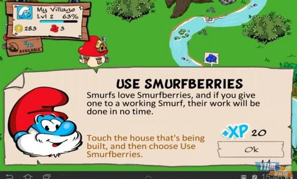 Smurfs' Village Ekran Görüntüleri - 5
