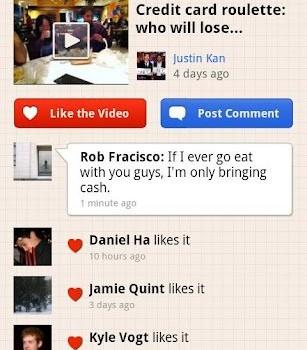 Socialcam Video Camera Ekran Görüntüleri - 2