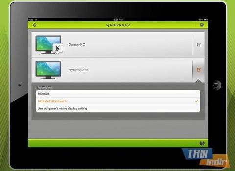 Splashtop 2 Ekran Görüntüleri - 1