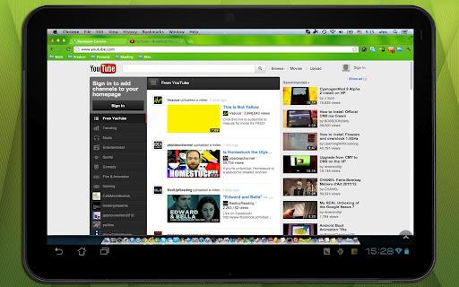 Splashtop 2 HD Ekran Görüntüleri - 1