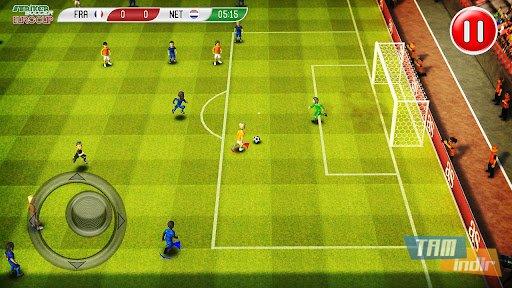 Striker Soccer Euro 2012 Ekran Görüntüleri - 3