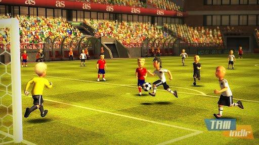 Striker Soccer Euro 2012 Ekran Görüntüleri - 2
