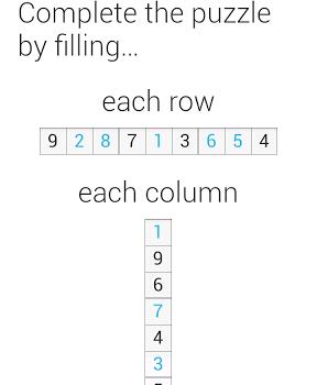 Sudoku Ekran Görüntüleri - 4