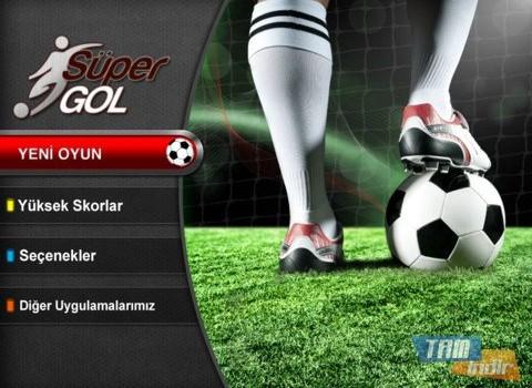Süper Gol Ekran Görüntüleri - 1