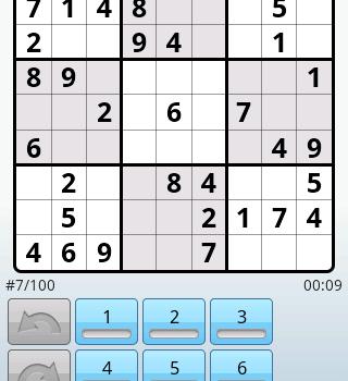 Super Sudoku Ekran Görüntüleri - 2