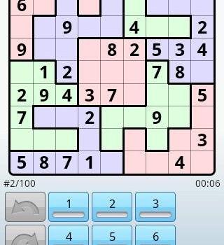 Super Sudoku Ekran Görüntüleri - 3
