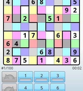 Super Sudoku Ekran Görüntüleri - 5
