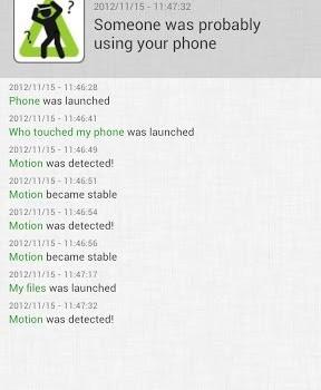 Telefonunumu Kim Karıştırdı? Ekran Görüntüleri - 2