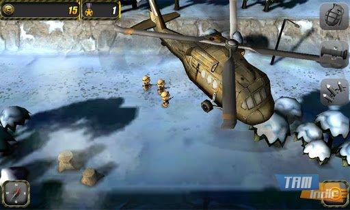 Tiny Troopers Ekran Görüntüleri - 4