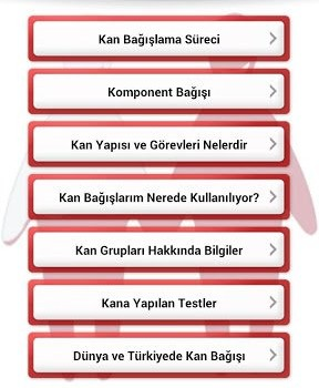 Türk Kızılayı Ekran Görüntüleri - 2