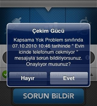 Turkcell Çekim Gücü Ekran Görüntüleri - 4