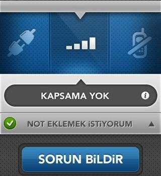 Turkcell Çekim Gücü Ekran Görüntüleri - 1