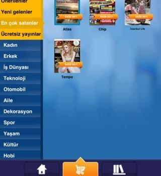 Turkcell Dergilik for iPhone Ekran Görüntüleri - 2
