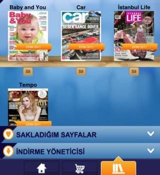 Turkcell Dergilik for iPhone Ekran Görüntüleri - 3