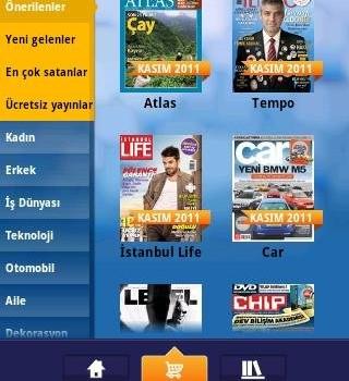 Turkcell Dergilik S Ekran Görüntüleri - 2