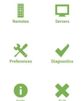 Unified Remote Ekran Görüntüleri - 1