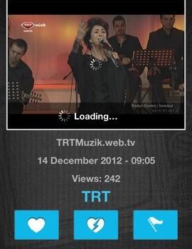 Web.TV Ekran Görüntüleri - 1
