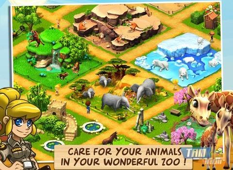 Wonder Zoo - Animal Rescue Ekran Görüntüleri - 3
