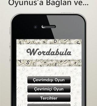 Wordabula Ekran Görüntüleri - 2