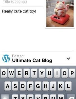 WordPress Ekran Görüntüleri - 3