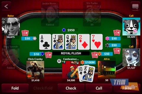 Zynga Poker - Poker by Zynga Ekran Görüntüleri - 1