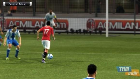 Pro Evolution Soccer 2012 Ekran Görüntüleri - 2