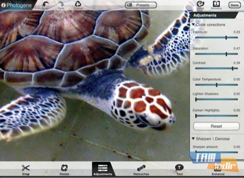 Photogene for iPad Ekran Görüntüleri - 2