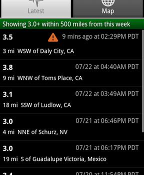 Earthquake Alert! Ekran Görüntüleri - 1